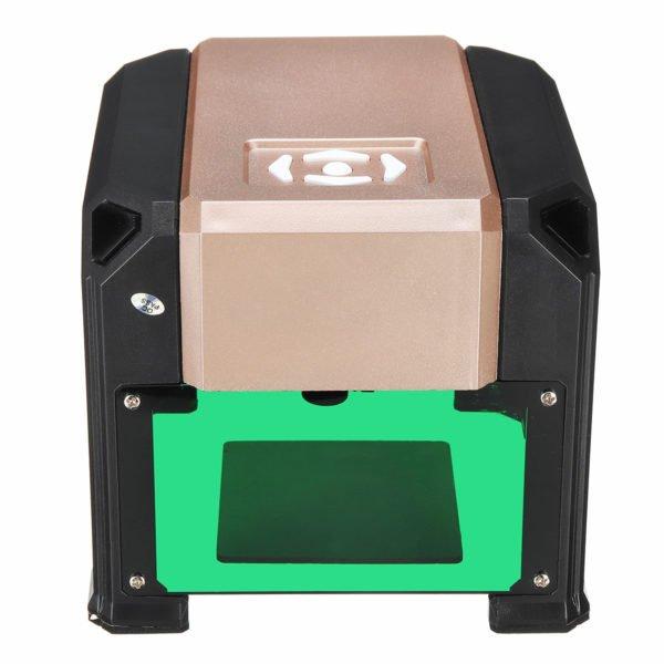 1500mW CNC USB DIY Logo Mini Desktop Laser Engraving Machine Engraver Printer Carver 1