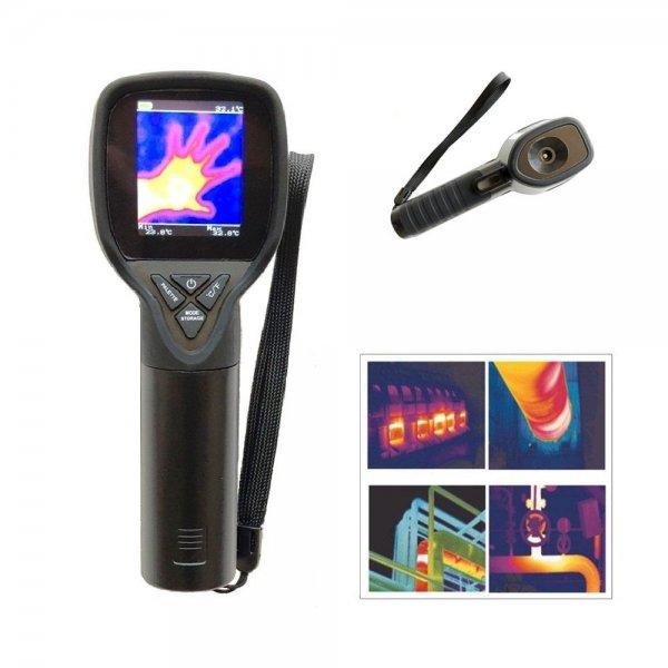 HT-175 Infrared Thermal Imaging Camera Digital Thermal Imager -20~300℃ 1024P 32x32 IR Image Resolution 1