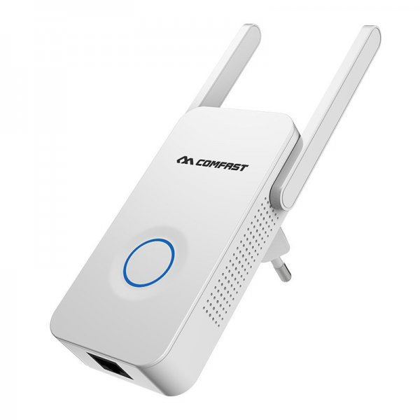 Comfast WR752AC 1200M Wireless Wifi Repeater Dual Band External 2 Antennas AP Router Signal Extender 1