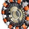 MK1 Acrylic Tony DIY Arc Reactor Lamp Arcylic Kit Illuminant LED Flash Light Set 5