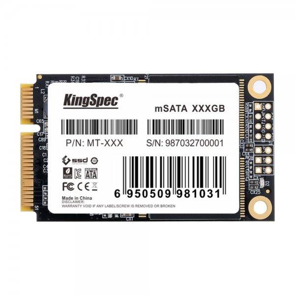 Kingspec mSATA Internal Solid State Drive mSATA Hard Drive SSD For Laptop Desktop 64/128/256/512GB 1