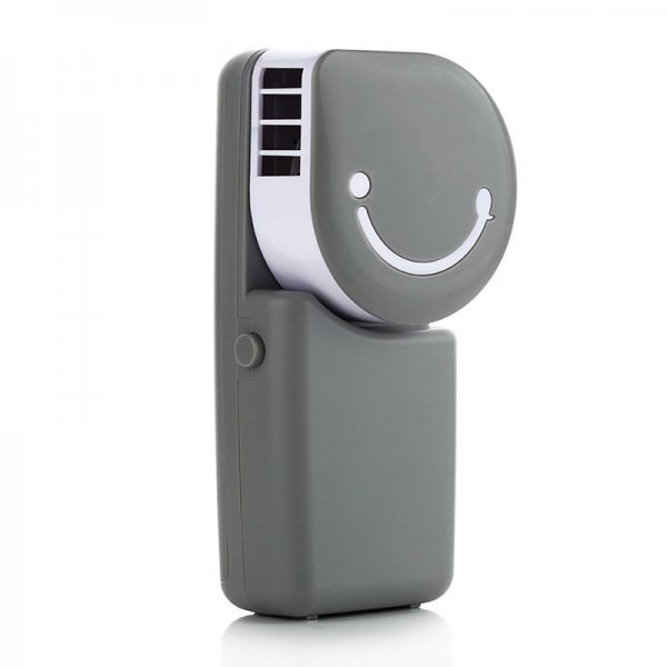 Loskii LX-882 Summer Mini Fan Cooling Portable Air Conditioning USB Charge Hand-held Cool Fan 1