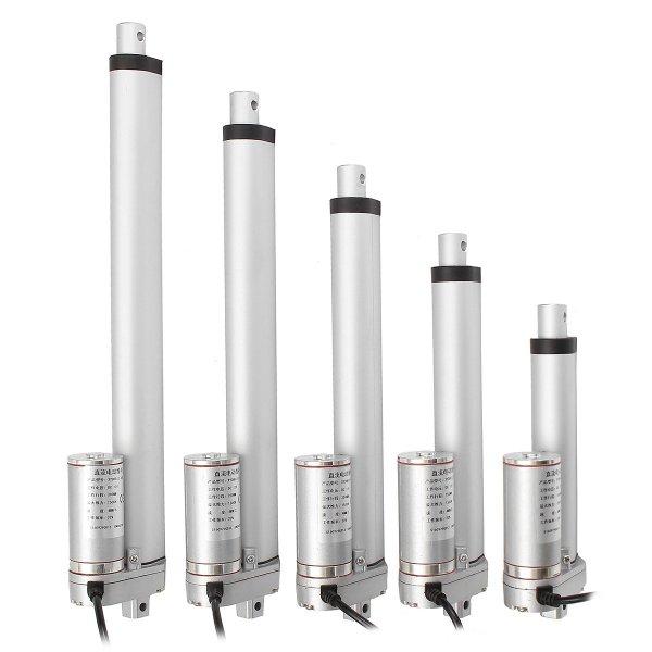 1500N 12V 4/6/8/10/12/14/16/18 inch Linear Actuator Adjustable Actuator Tor Opener Linear Actuator Motor 1