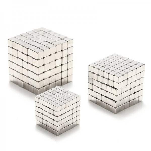 3/4/5mm 216pcs Magnetic Toys Cube Magnet Balls Magic Square 3D Puzzle Ball Sphere Gift Decor With Box 1