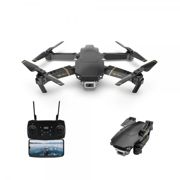 GD89 WIFI FPV with 5MP 1080P HD Camera 15 Minutes Flight Time High Hold Mode Foldable Arm RC Quadcopter Drone 1