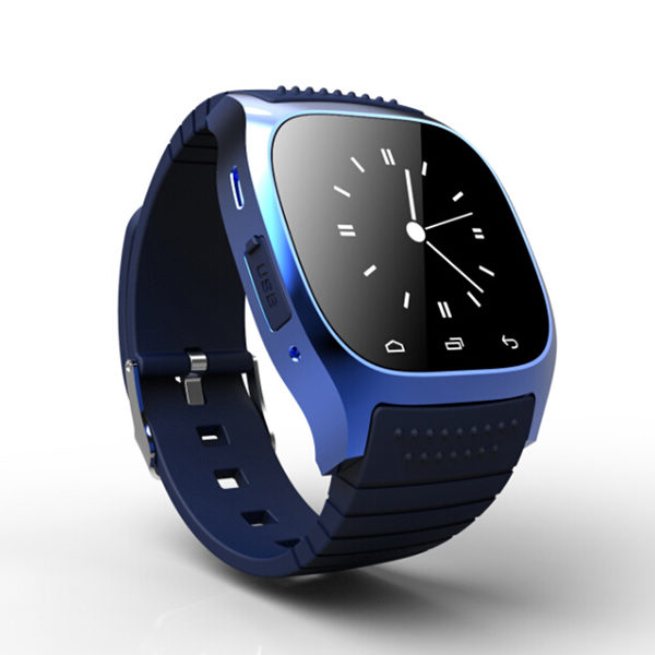 Bakeey M26 bluetooth R-Watch SMS Anti Lost Smart Watch For Android 1