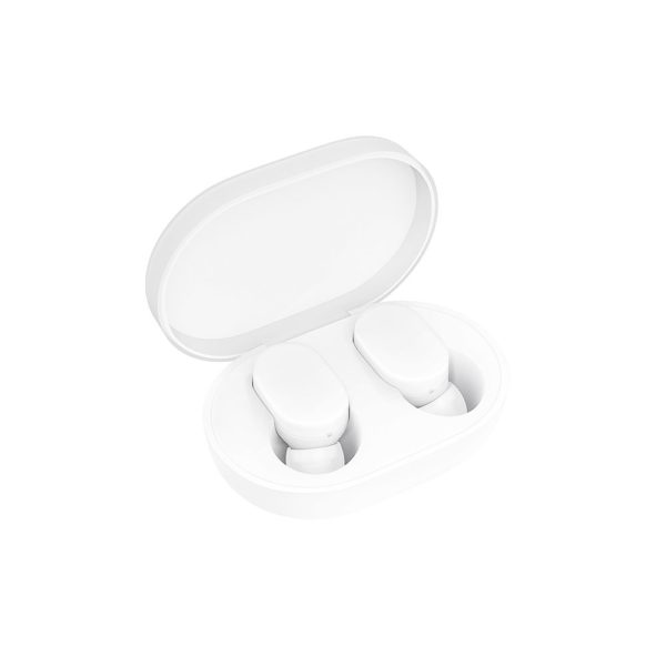 Xiaomi Wireless Bluetooth 5.0 AirDots Earphone Headset Handsfree Headphones, White 1