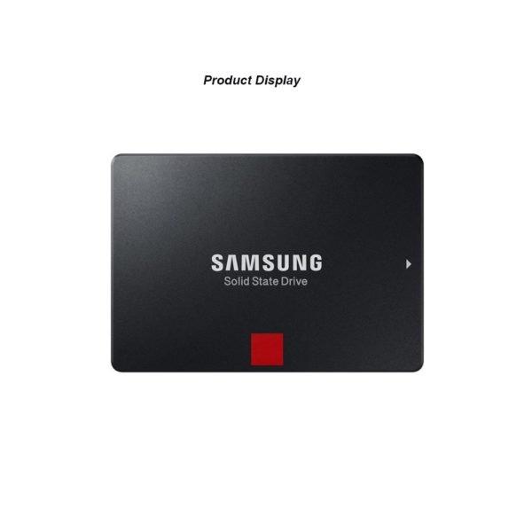 Original Samsung SSD Internal 860PRO MZ-76P256B/MZ-76P512B/MZ-76P1T0B 2.5-Inch SATA Solid State Drive for Notebook 1T 1