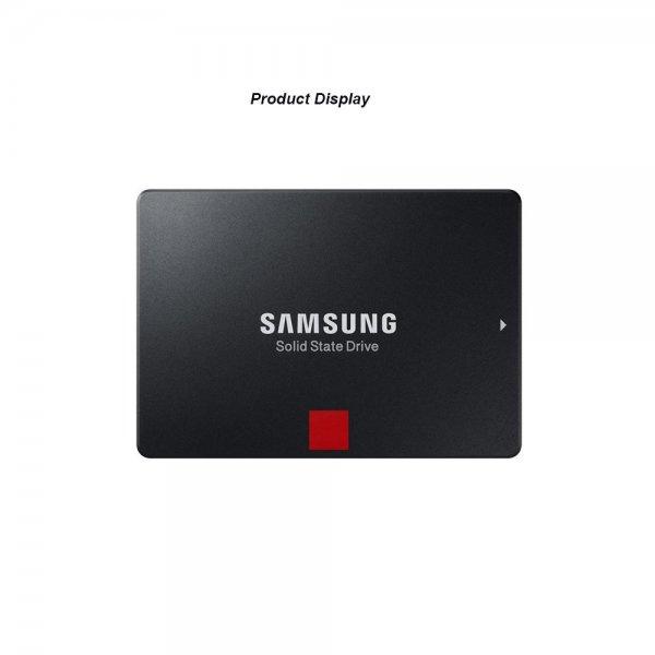 Original Samsung SSD Internal 860PRO MZ-76P256B/MZ-76P512B/MZ-76P1T0B 2.5-Inch SATA Solid State Drive for Notebook 256G 1