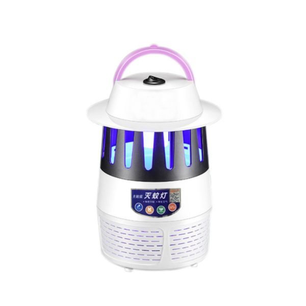 8 LED USB Mosquito Dispeller Repeller Mosquito Killer Lamp Bulb Electric Bug Insect Zapper Pest Trap Light For Yard Outdoor Camping 1