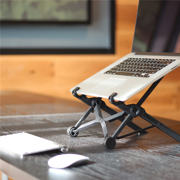 NEXSTAND™ K2 Laptop Stand Portable Adjustable Eye-Level Ergonomic for Apple MacBook PC Laptop 1