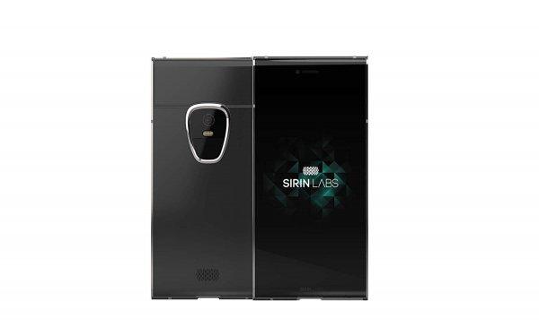 Sirin Labs Finney U1 128GB 4G Ultra Secured Blockchain Smartphone 1