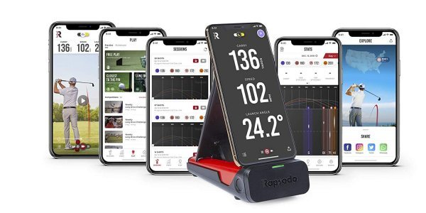 Rapsodo Mobile Launch Monitor/MLM (iOS Only) 1