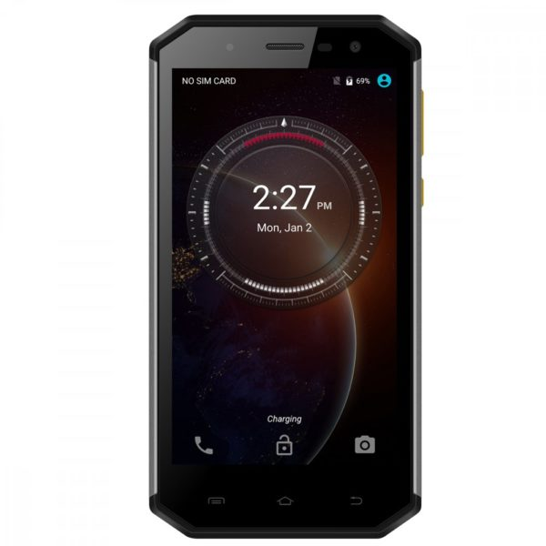 E&L S50 IP68 Waterproof 4G LTE Mobile Phone Android 6.0 Octa Core MT6753 3GB + 32GB 2700mAh 13.0MP Smartphone 1
