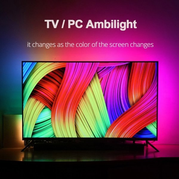 Ambilight TV PC Dream Screen USB LED Strip 1