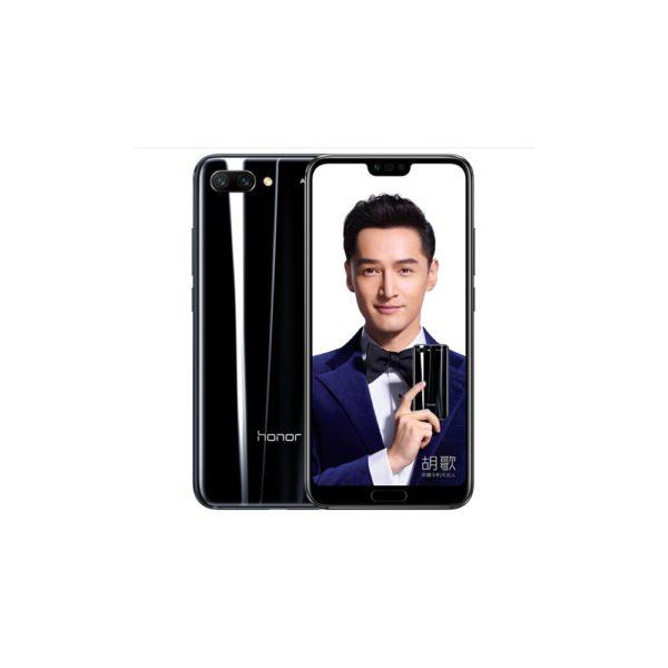 Huawei Honor 10 Mobile Phone Android 8.1 Kirin 970 Octa Core 4GB+128GB 19:9 Full Screen 5.84 Inch AI Camera Smartphone - Black 1