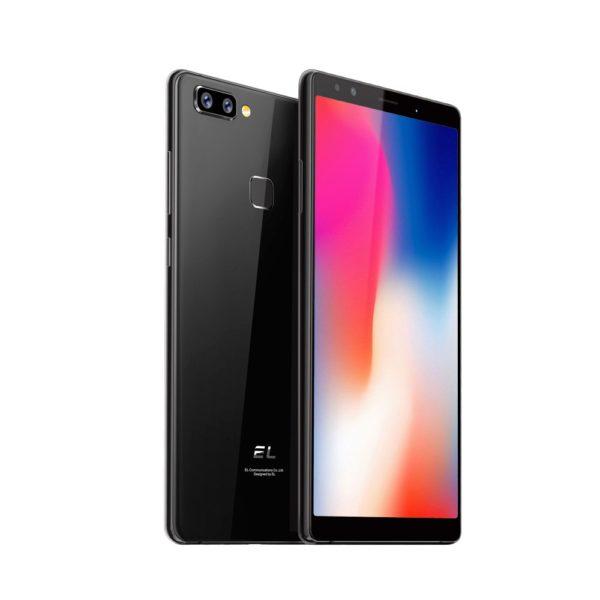 "KEN XIN DA EL Y30 Android 8.1 Mobile Phone 6.0"" HD MTK6750 Core Octa 3GB RAM 32GB ROM Smartphones 13MP + 5MP 4G LTE Black 1"