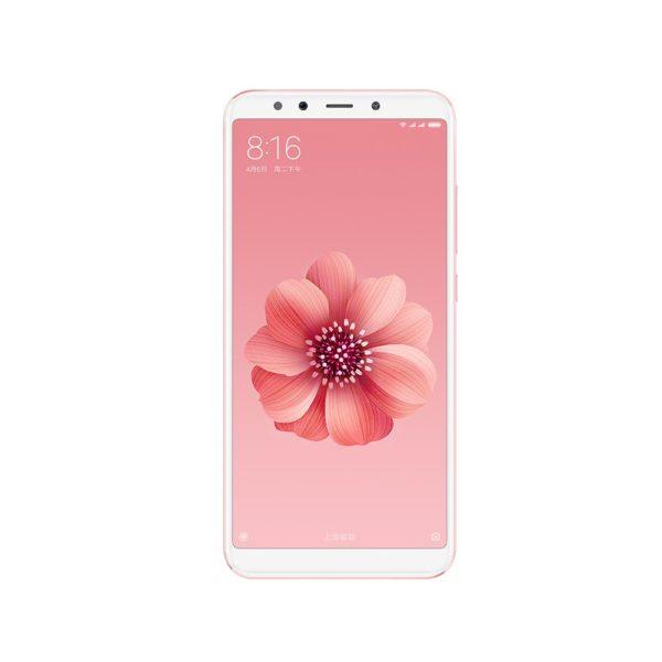 "Xiaomi Mi6X 6+64G Snapdragon 660 Octa Core 5.99"" 18:9 Full Screen 20MP+12MP AI Dual Camera Cherry Pink 1"