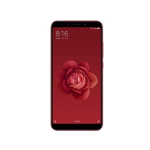 "Xiaomi Mi6X 6+64G Snapdragon 660 Octa Core 5.99"" 18:9 Full Screen 20MP+12MP AI Dual Camera Red 1"