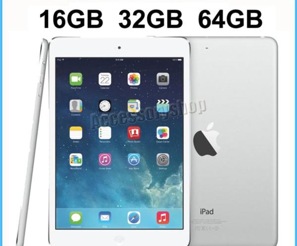 Refurbished Original Apple iPad Mini 1 WIFI Version 1st Generation 16GB 32GB 64GB 7.9 inch IOS Dual Core A5 Chipset Tablet PC DHL 1pcs 1