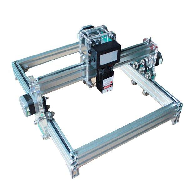 32cm*23 cm DIY 500mW Laser Engraving Machine Laser Engraver Printer Carving Desktop CNC Kit 1