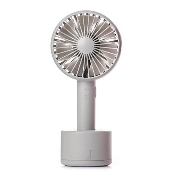 Xiaomi Jordan&Judy 2 In 1 Mini Handheld Oscillating Desktop USB Fan Cooling Fan Wind Cooler 1