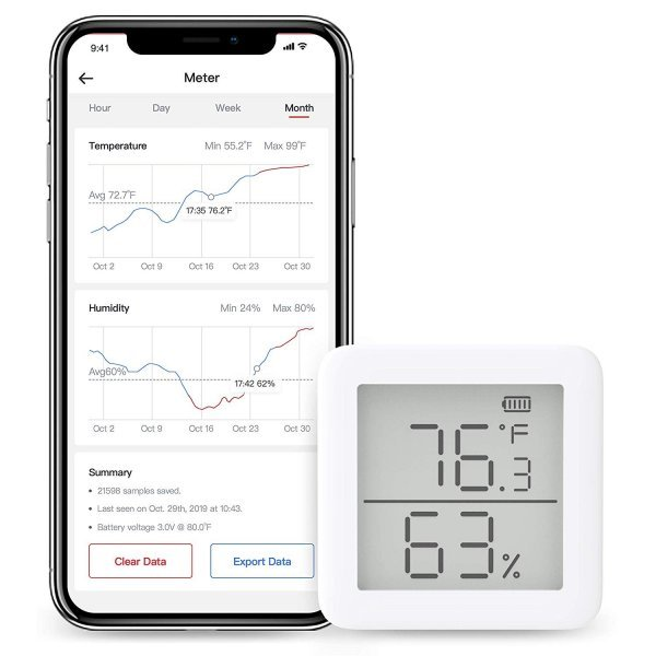 SwitchBot Hub Plus, Smart IR Remote Control for Air Conditioner, Smart Home, Link SwitchBot to Wi-Fi, Compatible with Alexa Google Home Siri IFTTT 1