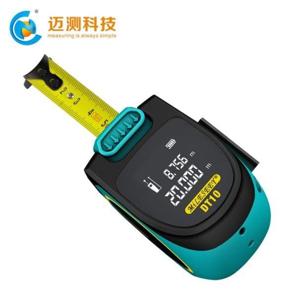2-in-1 Digital Laser Measure with LCD Display 1