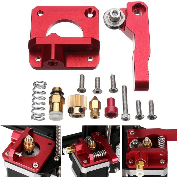 Upgrade Long-Distance Remote Metal Extruder Kit For Creality CR-10 3D Printer 1