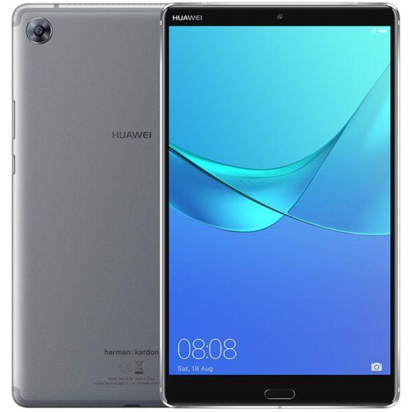 Huawei M5 Pro 4G Phablet 10.8 inch Android 8.0 + EMUI 8.0 Kirin 960 Octa Core 1.8GHz 4GB RAM 64GB ROM 13.0MP Rear Camera Fingerprint Sensor 7500mAh Built-in (GRAY) 1