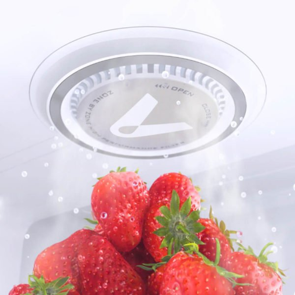 VIOMI VF1-CB Kitchen Refrigerator Air Purifier Household Ozone Sterilizing Deodor Device Flavor Filter Core from xiaomi youpin 1