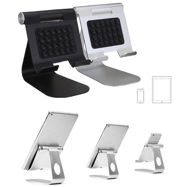 Aluminum Alloy Adjustable Stand Holder Sucker For Nintendo Switch iPad Phones Tablet 1