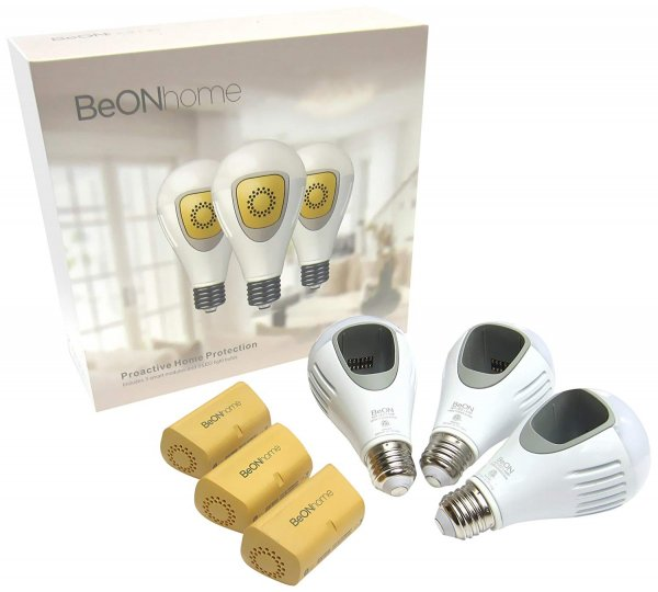 BeON Home Protection System, Set of Three Bulbs 1
