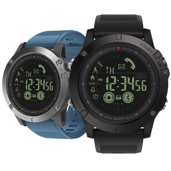 Zeblaze VIBE 3 Flagship Rugged All-day Activity Record 33 Month Long Standby Sport Smart Watch 1