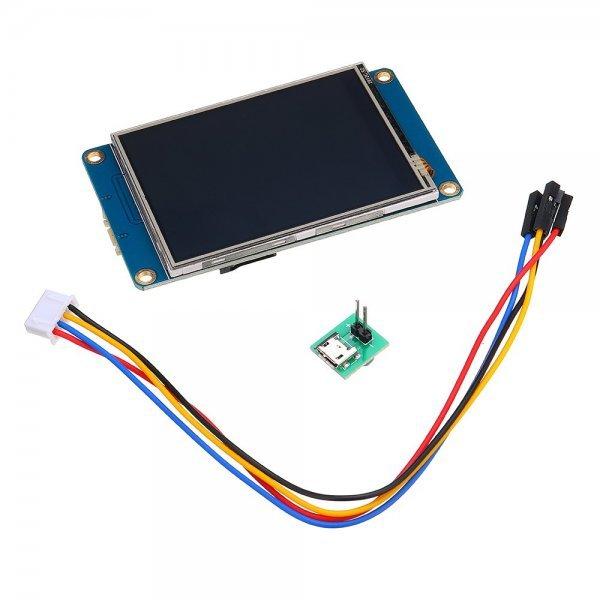 Nextion NX3224T028 2.8 Inch HMI Intelligent Smart USART UART Serial Touch TFT LCD Screen Module For Raspberry Pi Arduino Kits 1