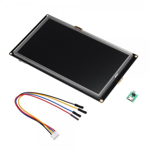 Nextion Enhanced NX8048K070 7.0 Inch HMI Intelligent Smart USART UART Serial Touch TFT LCD Module Display Panel For Raspberry Pi Arduino Kits 1