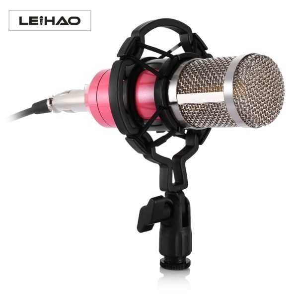 LEIHAO BM - 800 Professional Condenser Microphone (BLUE) 1