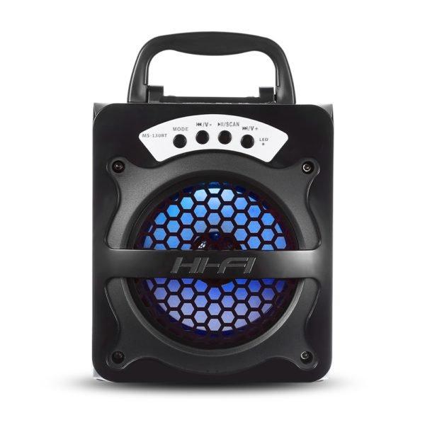 MS - 130BT Bluetooth Speaker (BLACK) 1