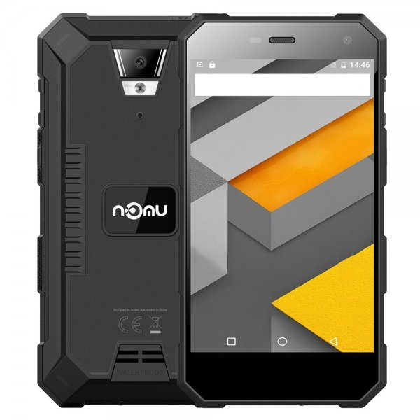 NOMU S10 4G Smartphone 5.0 inch Android 7.0 MTK6737VWT Quad Core 1.5GHz 2GB RAM 16GB ROM 8.0MP Rear Camera 5000mAh Battery 1