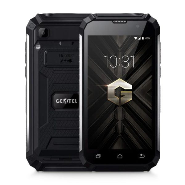 GEOTEL G1 5-inch 3G Smartphone 2GB RAM 16GB ROM MTK6580A 4-core 1.3GHz Water-resistant Charger 1