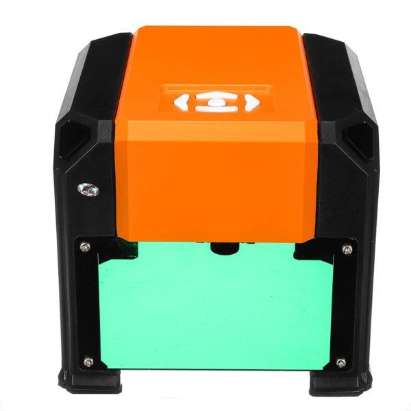 3000mW High Speed Desktop Laser Engraving Machine Phone USB Logo Marking Engraver Printer DIY Carving Cutter 1