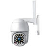 GUUDGO 8X Zoom 23LED 5MP 1080P HD Wifi IP Security Camera Outdoor Light & Sound Alarm Night Vision Waterproof 3