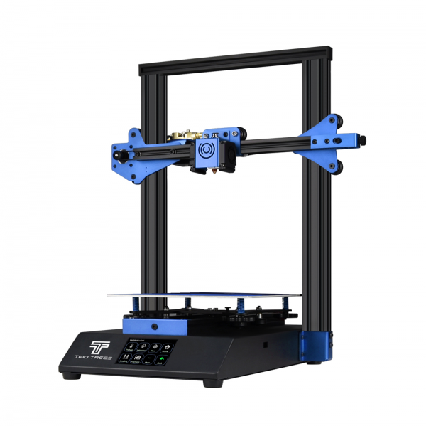 TWO TREES® BLUER 3D Printer DIY Kit 235*235*280mm Print Size Suuport Auto-level/Filament Detection/Resume Print Fuction with TMC2208 Silent Driver/MKS ROBIN NANO Mainboard 1