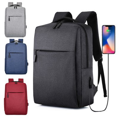 Mi Backpack Classic Business Backpacks 17L Capacity Students Laptop Bag Men Women Bags For 15-inch Laptop 1