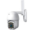 GUUDGO 8X Zoom 23LED 5MP 1080P HD Wifi IP Security Camera Outdoor Light & Sound Alarm Night Vision Waterproof 2