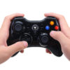 RAPOO V600S 2.4G Wireless Vibration Game Controller Joystick for PlayStation PS3 Android Windows PC 10