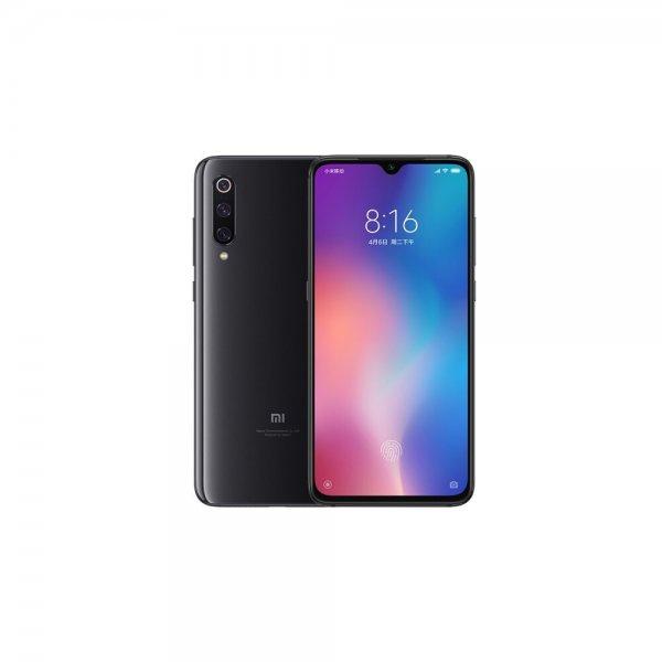 Xiaomi Mi 9 Global Version 6GB RAM 128GB ROM Mobile Phone Snapdragon 855 Octa Core 6.39 Inch Full Screen Smartphone Black 1