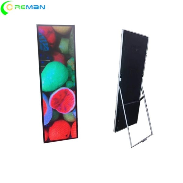 Mobile LED Big Screen for Retail 1