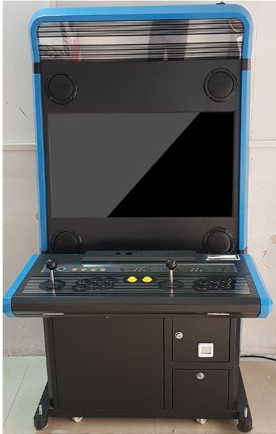 Arcade Two Player Video Game Console with a 32 inch screen 1