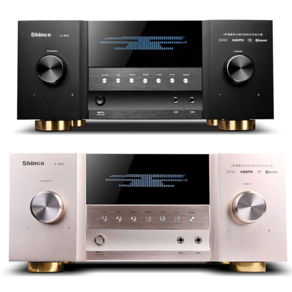 Home Theater HDMI 4K Amplifier HIFI Bluetooth 5.1 800W 3D 1